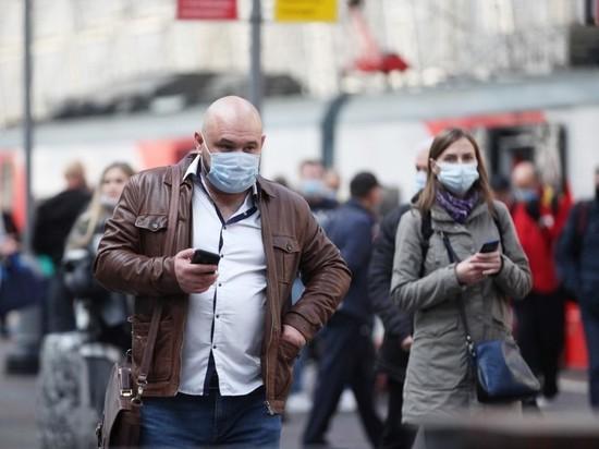 В Москве коронавирусом заразились еще 7320 человек