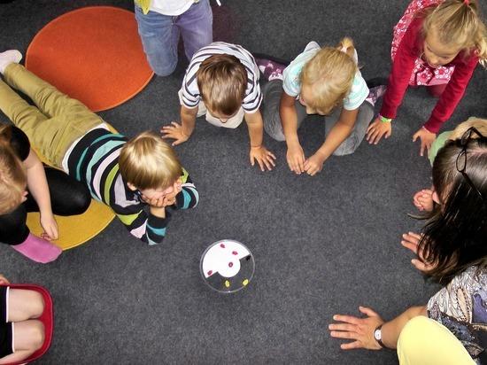 Очередь в детские сады в Забайкалье сократилась за 1,5 года