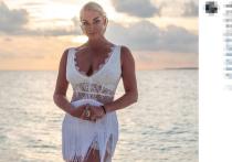 Танцовщица Анастасия Волочкова продолжает эпатировать публику