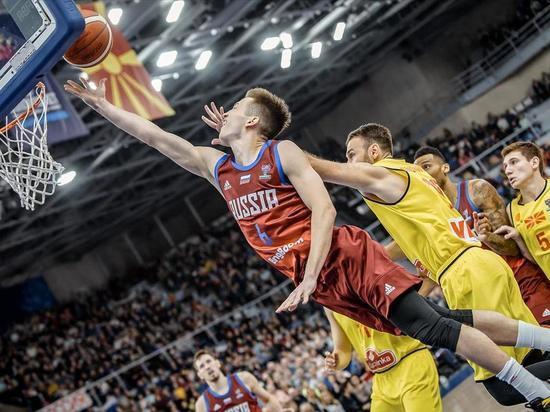 Наша баскетбольная сборная сыграет с Эстонией и Италией в нынешнее отборочное «окно»