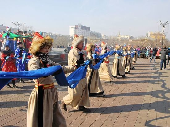 Забайкальские депутаты утвердили порядок выходных на Сагаалган