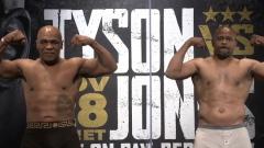 Назван фаворит боя между Тайсоном и Джонсом
