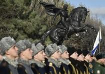 В Крыму открыли памятник царскому генералу, воевавшему с персами за Карабах