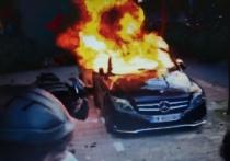 """В Париже 28 ноября проходят акции против 24-й статьи законопроекта """"О глобальной безопасности"""""""