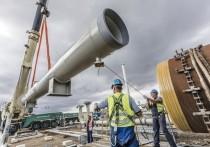 """Строительство газопровода """"Северный поток-2"""" продолжат в декабре 2020 года"""