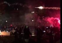 Глава МВД Франции Жеральд Дарманен рассказал, что во время манифестаций в субботу во французской столице пострадали 37 полицейских и жандармов