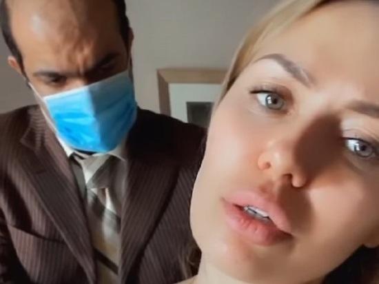 """""""Разменявшей пятый десяток"""" Боне срочно понадобилась помощь врачей"""