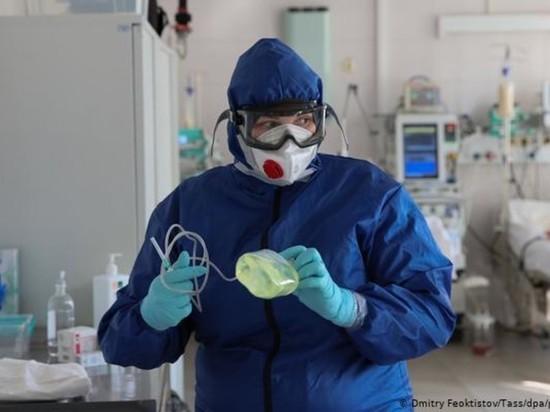 Хроники коронавируса в Тверской области: главное к 29 ноября