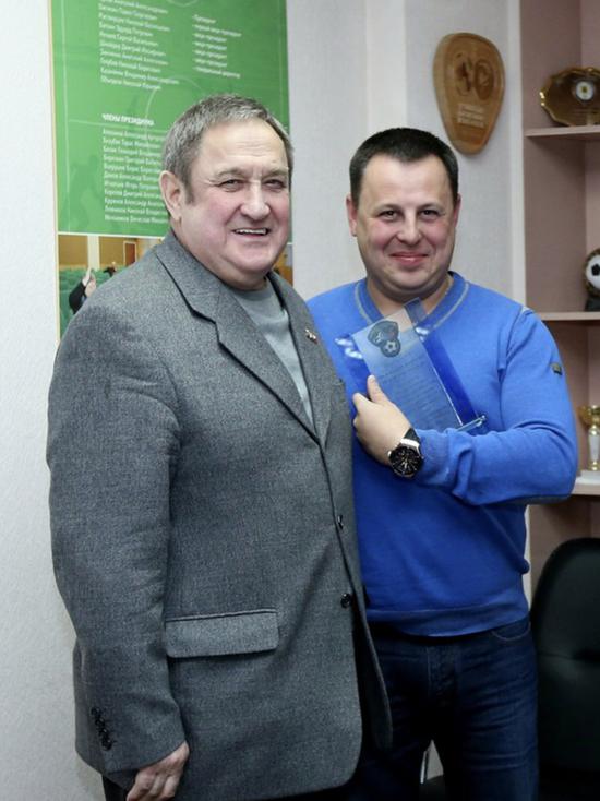 Александр Коновалов возглавил региональную «Федерацию футбола»
