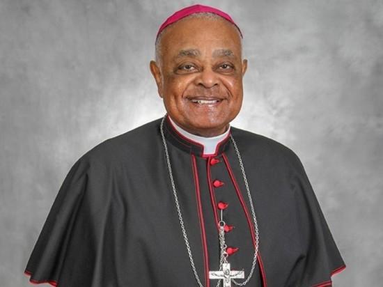 У Ватикана появился первый кардинал-афроамериканец