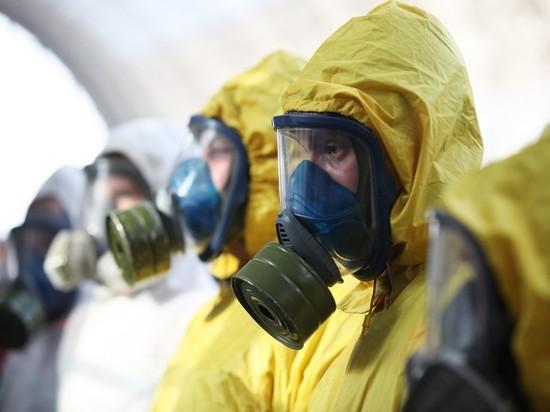 В России выявлено 26 683 новых случая COVID-19