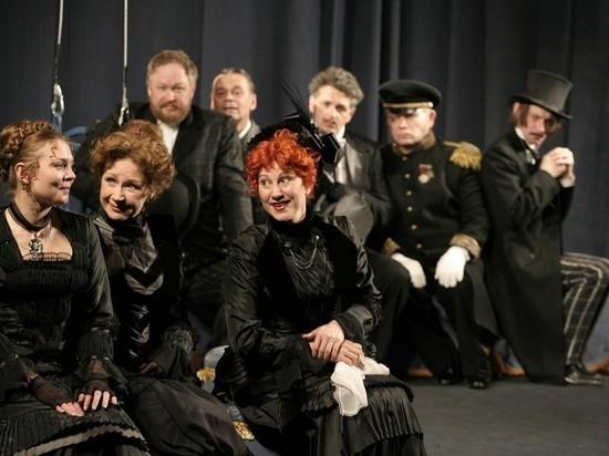 1 декабря в Кирове стартуют гастроли Нижегородского Академического театра драмы им