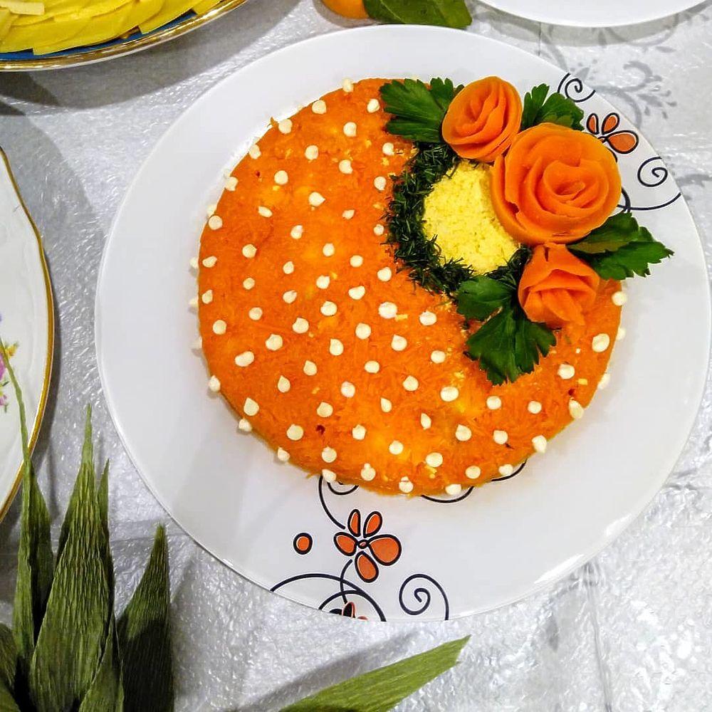 Красота на тарелке: фото блюд от рязанской мамы в декрете