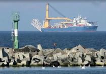 В наступающем декабре строительство газопровода «Северный поток-2» (СП-2), приостановленного год назад из-за американских санкций, будет продолжено