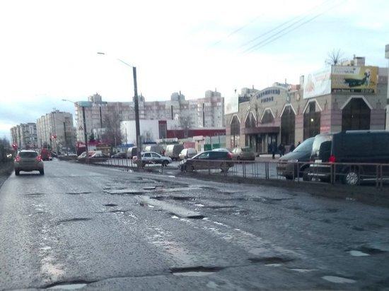 В Ярославле начнут стройку по дороге к «Глобусу»