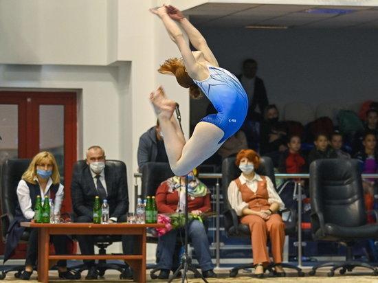 В Обнинске подвели итоги кубка губернатора по спортивной гимнастике