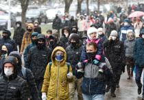 10 лет за надпись на асфальте: за что сажают в Белоруссии
