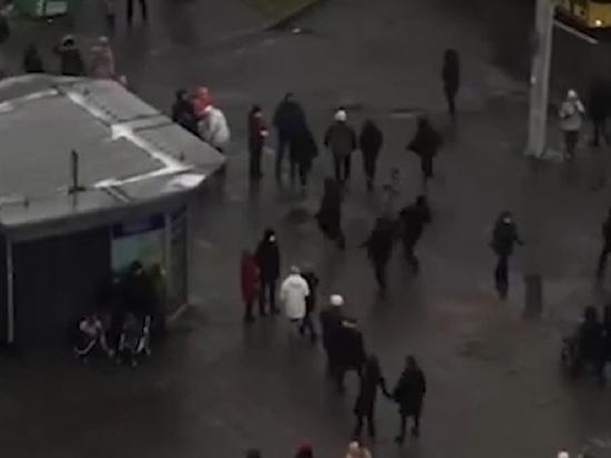 Силовики запутались из-за акции протеста в Минске