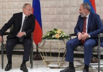 Пашинян рассказал о разговоре с Путиным по карабахскому соглашению