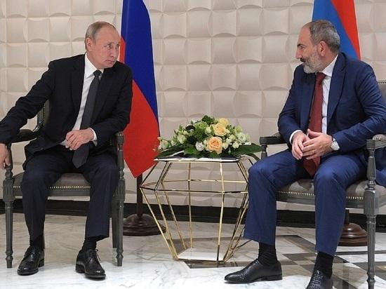 Армянский премьер-министр Никол Пашинян заявил, что у него есть своя версия разговора с президентом России Владимиром Путиным, который он провел перед подписанием трехстороннего заявления о прекращении военных действий в Нагорном Карабахе
