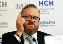 Депутат Госдумы Виталий Милонов, который ранее заразился коронавирусом, рассказал, что у него нет жалоб на здоровье