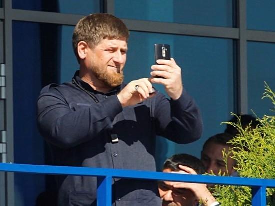 Кадыров предложил провести в Грозном новый бой Тайсона с Джонсом