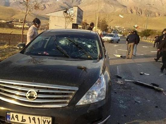 "Fars: ""отца атомной бомбы Ирана"" убили дистанционно"