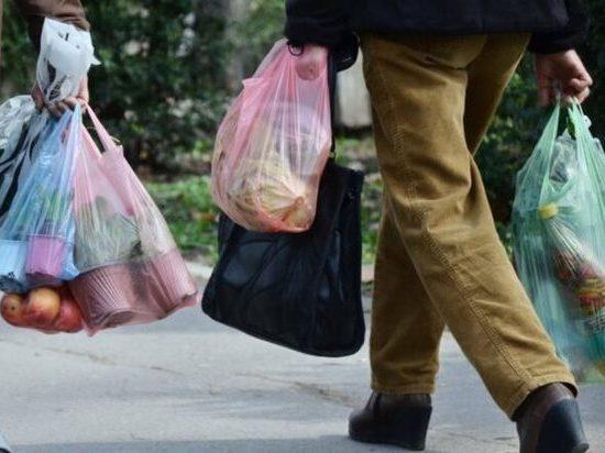 Пластиковые пакеты в Германии попали под запрет
