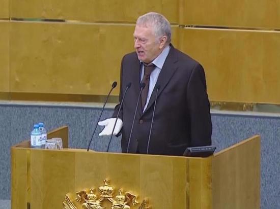 Жириновский пояснил, как разделить Украину между ЕС и Россией