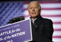 Пресс-служба объявившего о своей победе на президентских выборах в США Джо Байдена обнародовала со ссылкой на докторов точный диагноз политика