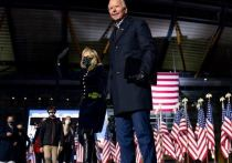 30 ноября Байден впервые выступит на президентском брифинге