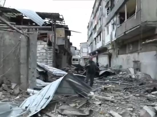 Военные РФ окажут медицинскую помощь населению Карабаха в полевом госпитале