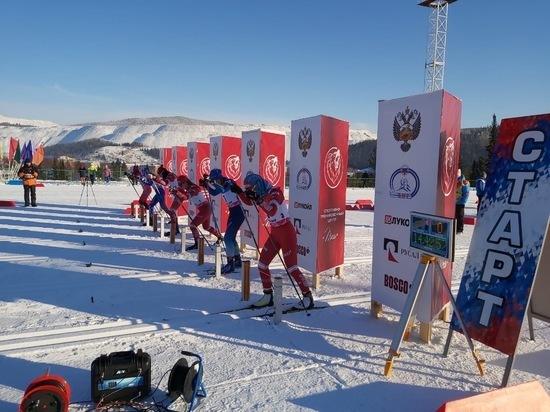 Лыжники Петрозаводска выступили на «Кубке Хакасии»