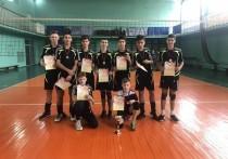 Макеевские волейболисты одержали победу в Первенстве ДНР