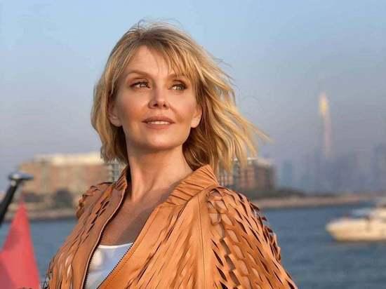 Певица Валерия рассказала о съемках своего нового клипа в Дубае
