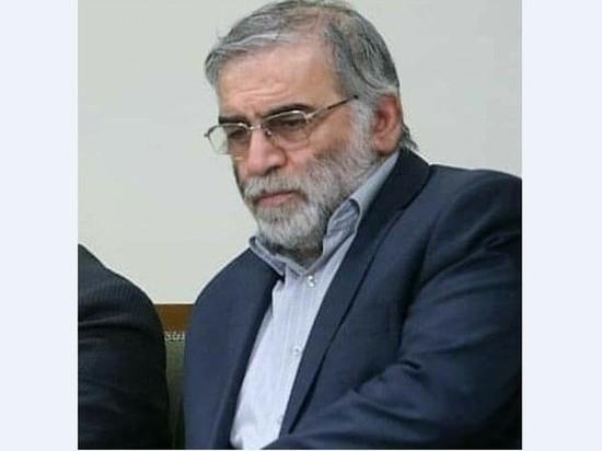 Иранский физик-ядерщика Мохсен Фахризаде был убит из оружия, произведено в Израиле