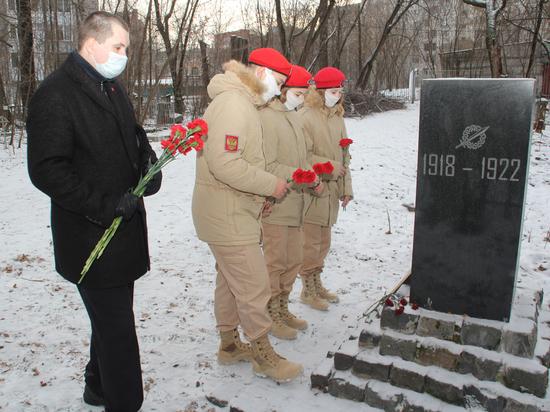 В Перми почтили память участников Первой мировой и гражданской войны