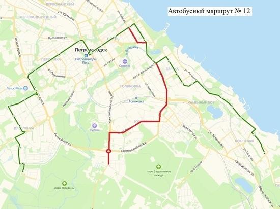 По новым маршрутам: завтра несколько петрозаводских автобусов начнут курсировать по-новому