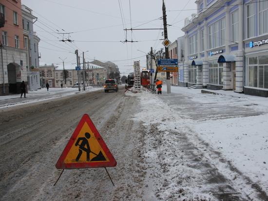 Выдержали ли первое испытание снегом коммунальные службы Чебоксар