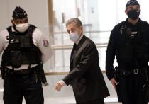 Во Франции начался судебный процесс над экс-президентом страны Николя Саркози, обвиненным в коррупции и попытке подкупа