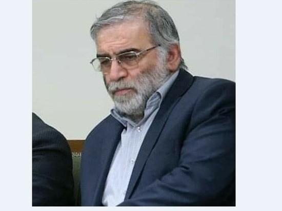 Секретарь Высшего совета национальной безопасности (ВСНБ) Ирана Али Шамхани обвинил Израиль в «удалённом убийстве» иранского физика-ядерщика Мохсена Фахризаде  с использованием «электронных устройств»