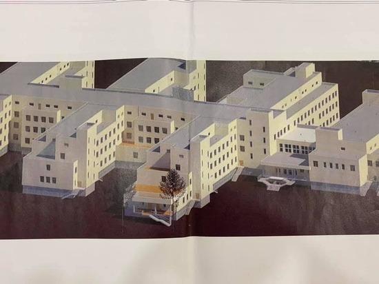 Туберкулезную больницу за 6,8 млрд рублей построят в Чите