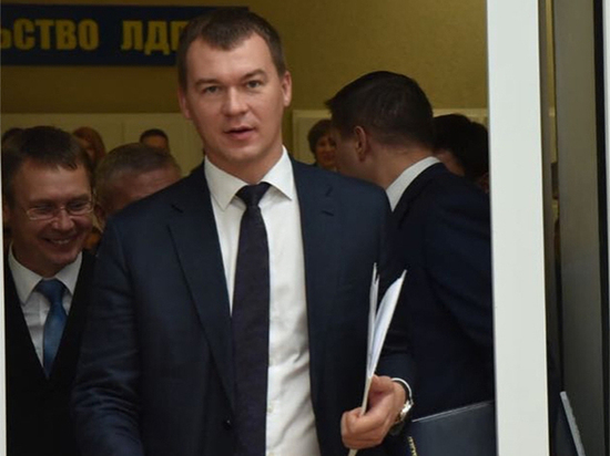 Дегтярев попросил жителей Хабаровского края помочь врачам с транспортом