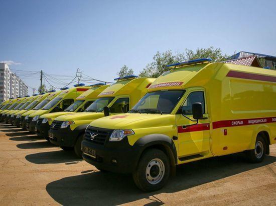 Якутия получит дополнительные автомобили для нужд медицины