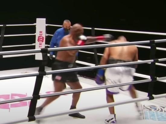 Тайсон решил драться каждые 2 месяца: он назвал следующего соперника