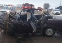 Страшная авария унесла жизнь 82-летнего пенсионера из Башкирии