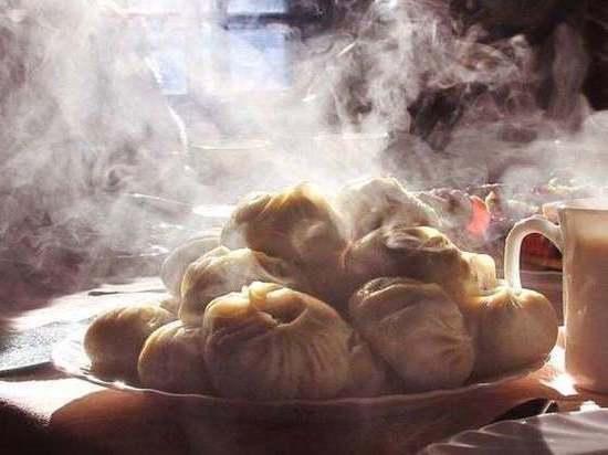 Бурятские буузы, лидирующие в конкурсе «Вкусы России», настигают подмосковные сыры