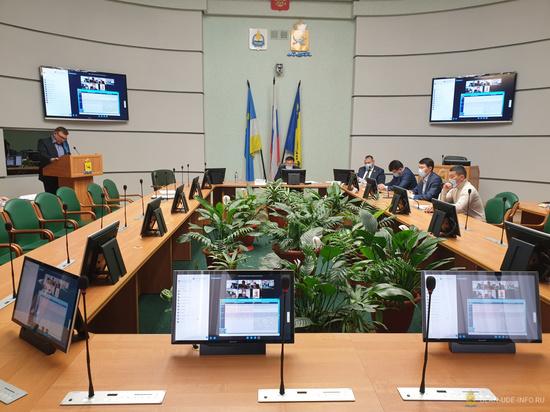 Депутаты горсовета снова не приняли проект по изменению границ Улан-Удэ