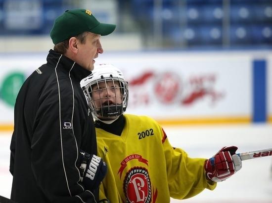 Омский «Авангард» уволил тренера за рукоприкладство
