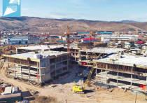 Благодаря нацпроектам в городе идет масштабное строительство социальных объектов